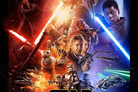 Notes On A Film – Star Wars: The Force Awakens