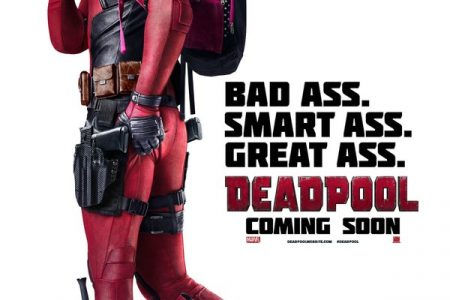 Notes On A Film: Deadpool