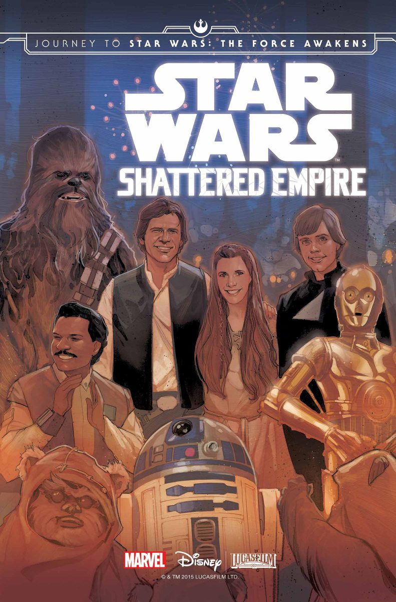 Read more about the article From A Library – Star Wars: Shattered Empire