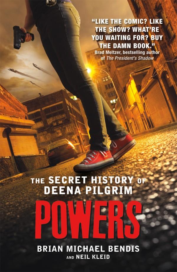 Powers: The Secret History of Deena Pilgrim cover