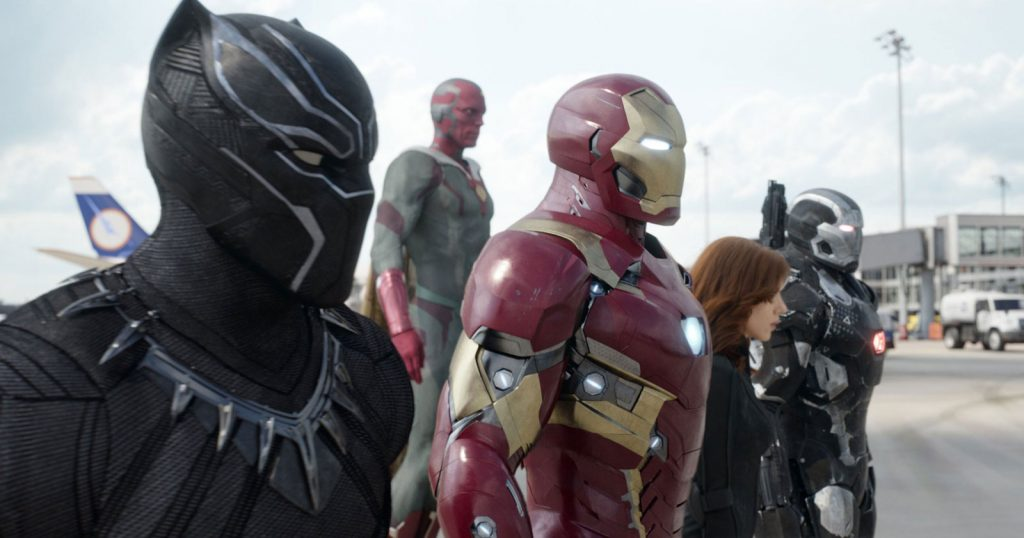 Captain America: Civil War movie image 02