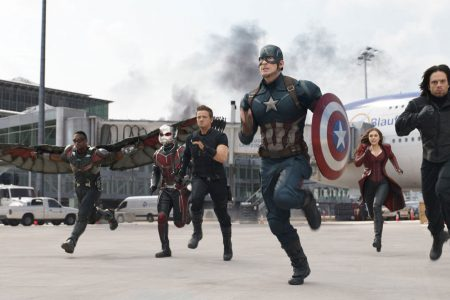 Notes On A Film – Captain America: Civil War