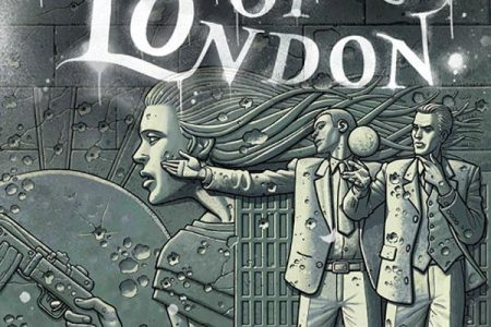 Catch-up Comic Book Reviews – Rivers of London: Night Witch #1