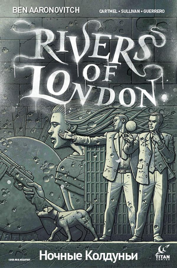 Read more about the article Catch-up Comic Book Reviews – Rivers of London: Night Witch #1