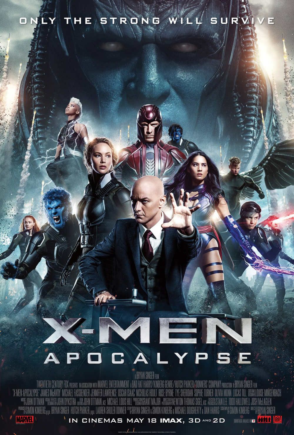 Read more about the article Notes On A Film – X-Men: Apocalypse