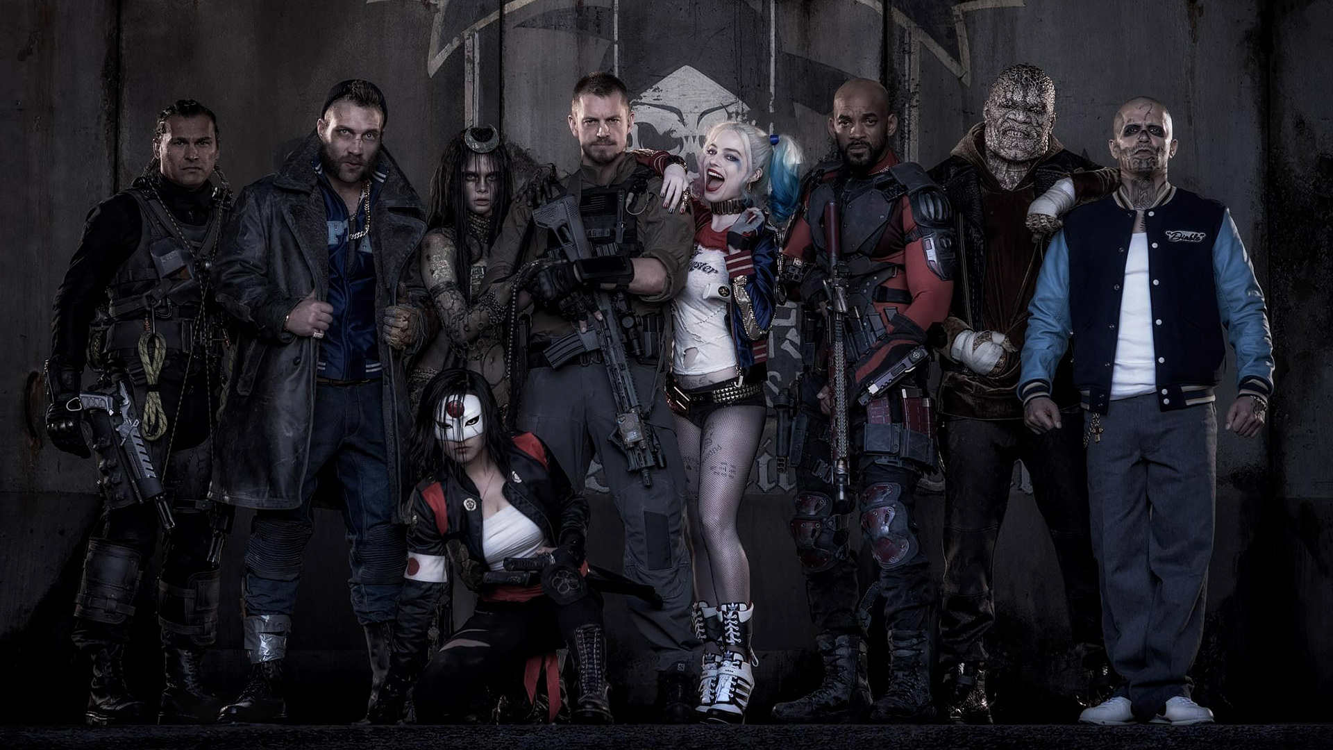 Read more about the article Notes On A Film: Suicide Squad