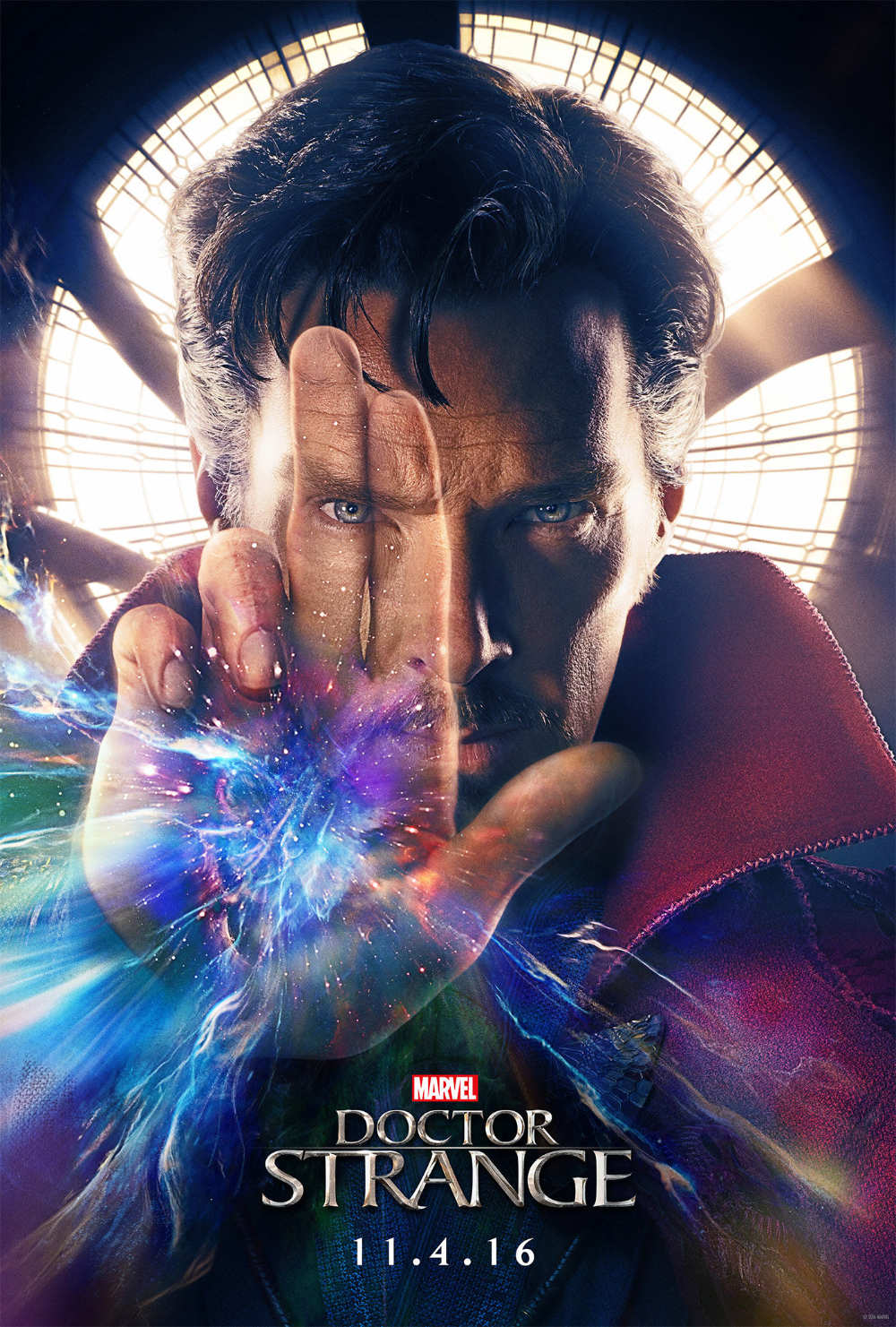 Read more about the article Notes On A Film: Doctor Strange