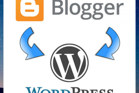 Why I Migrated From Blogger To WordPress