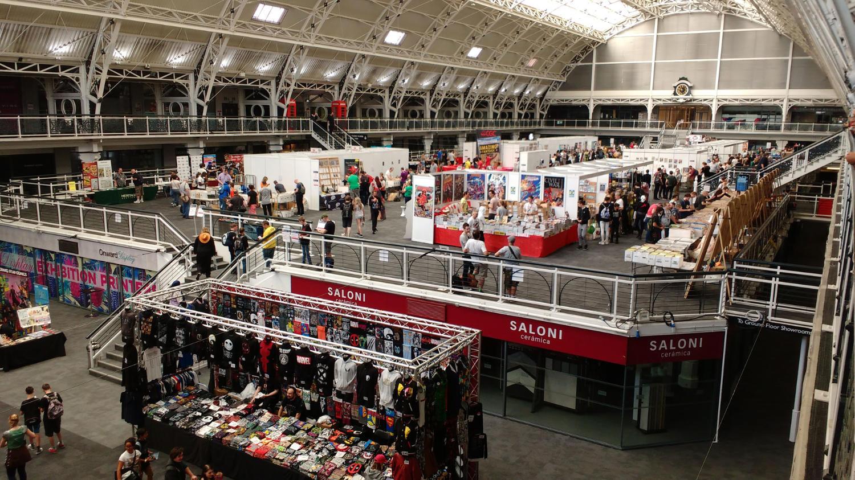 London Super Comic Con 2017