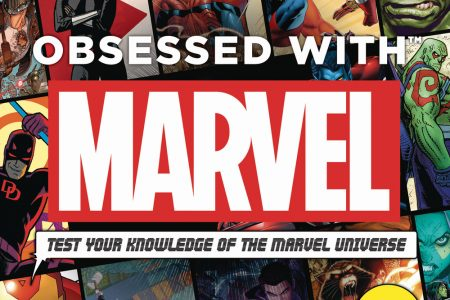 Book Review: Obsessed With Marvel