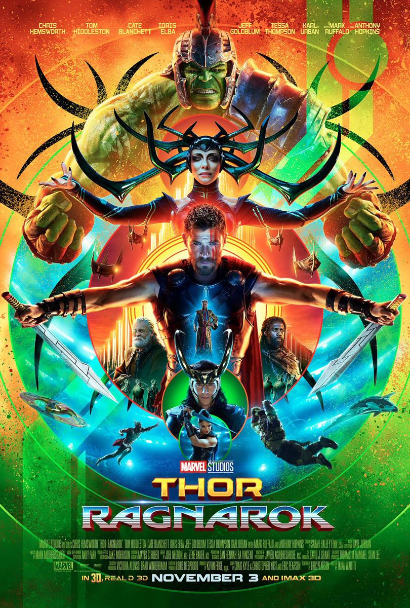 Notes On A Film – Thor: Ragnarok