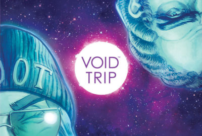 Void Trip #1 cover