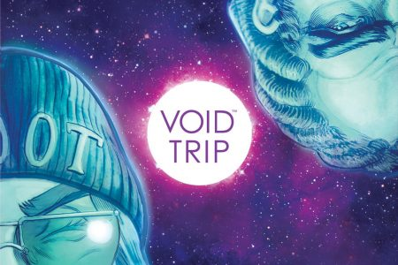 Comic Book Review: Void Trip #1
