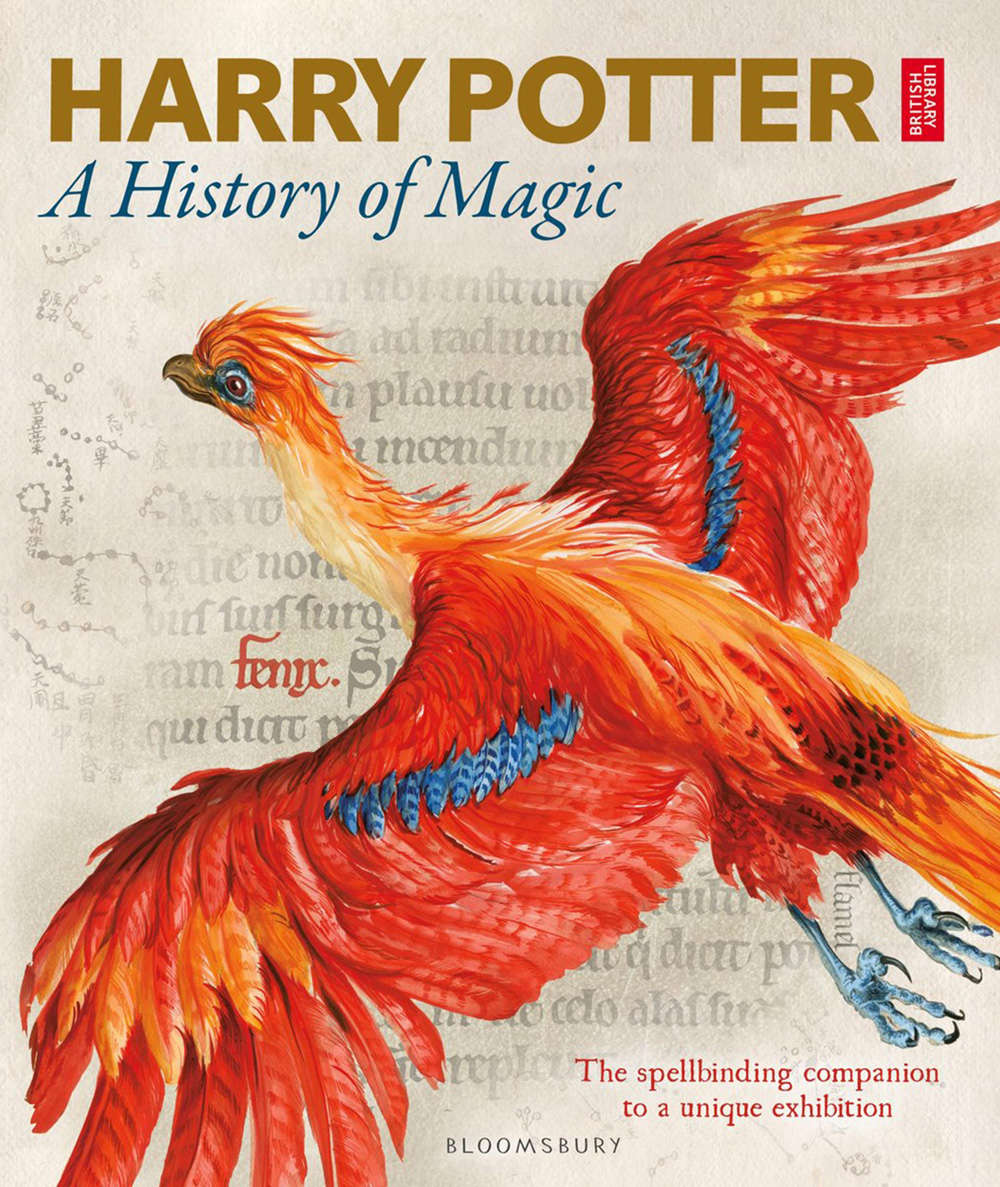 Read more about the article Exhibition – Harry Potter: A History Of Magic