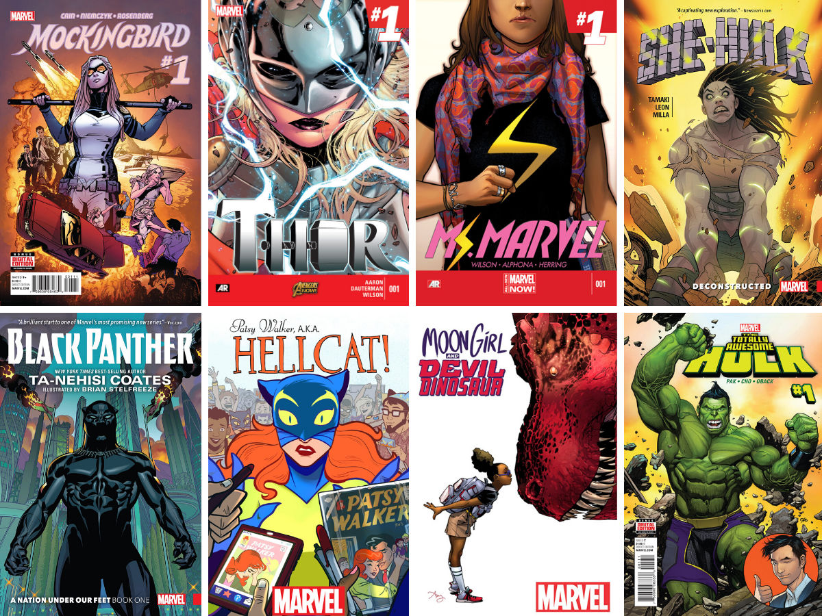 What's Wrong With Diversity In Comics?