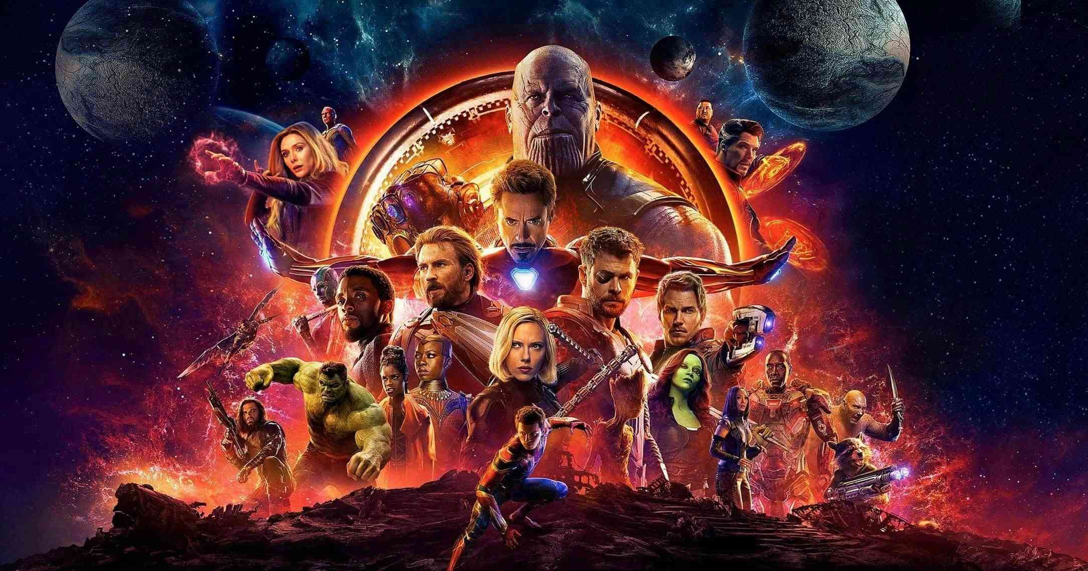 You are currently viewing Notes On A Film – Avengers: Infinity War