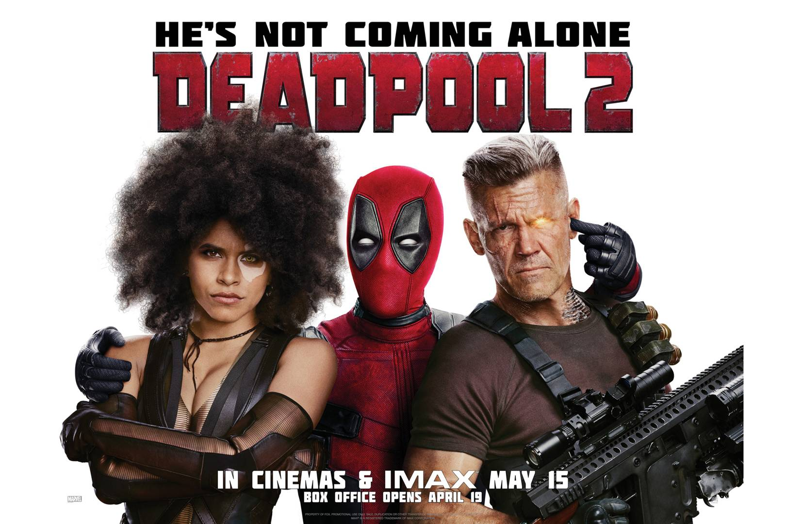 Read more about the article Notes On A Film: Deadpool 2