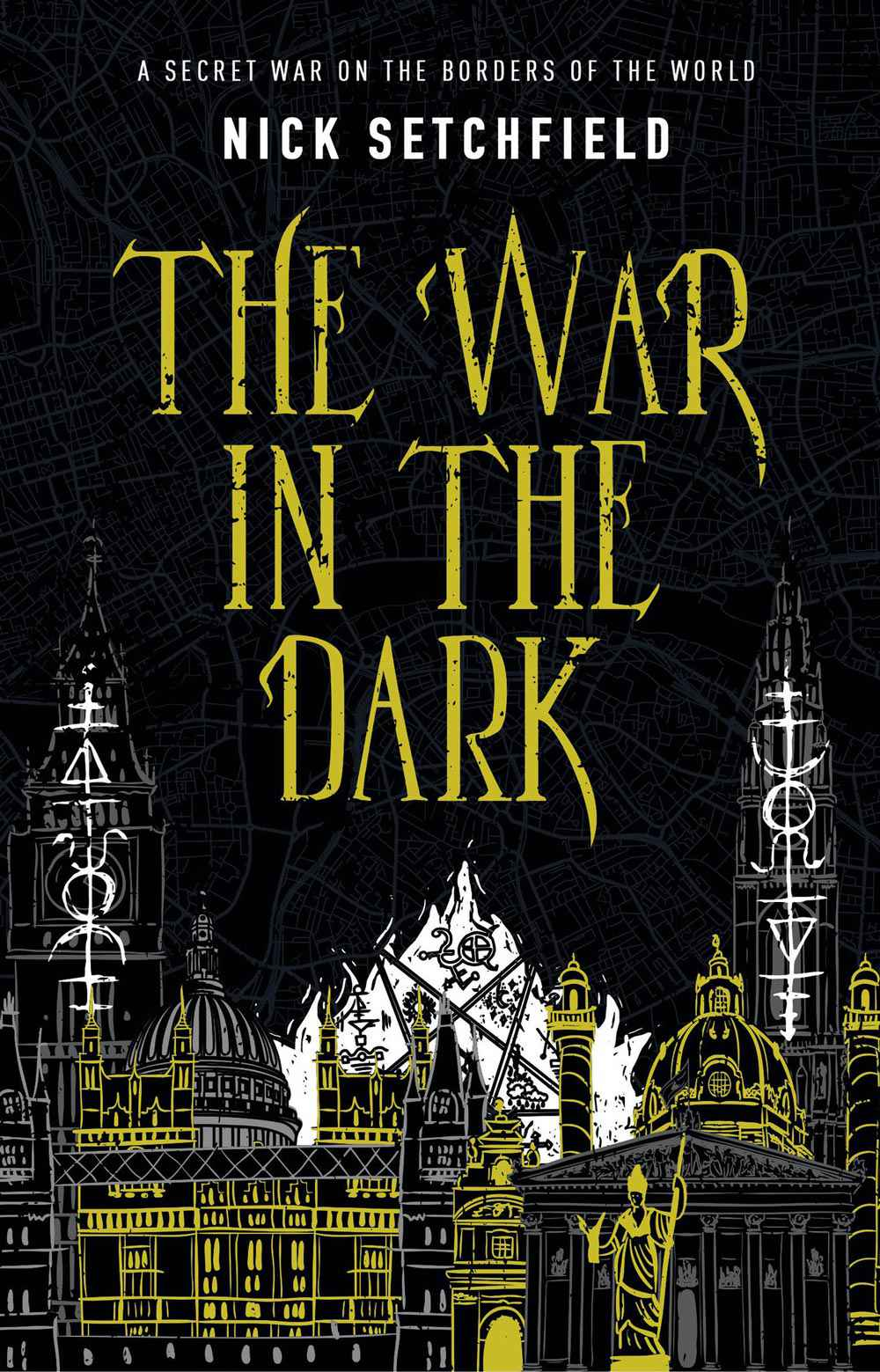 Read more about the article Book Review: The War In The Dark