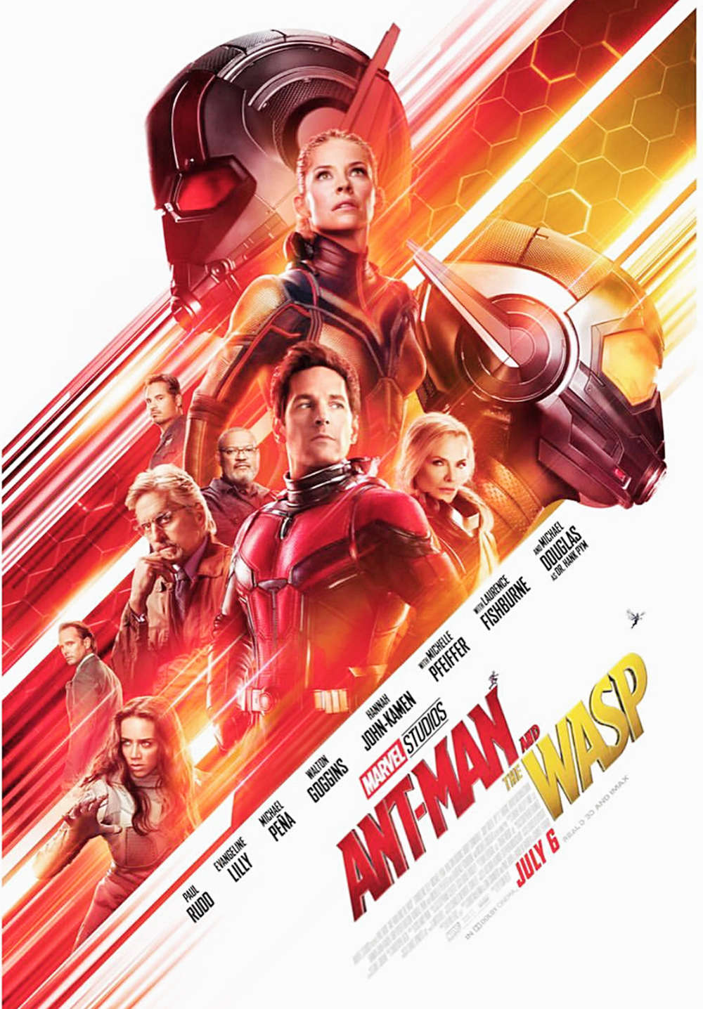 You are currently viewing Notes On A Film: Ant-Man And The Wasp