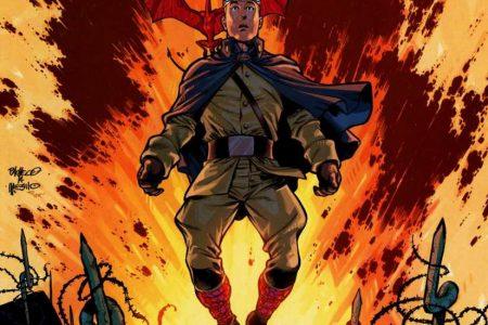 Comic Book Artist: Carlos Pacheco