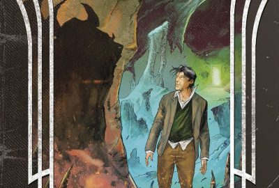 Fearscape #1 cover
