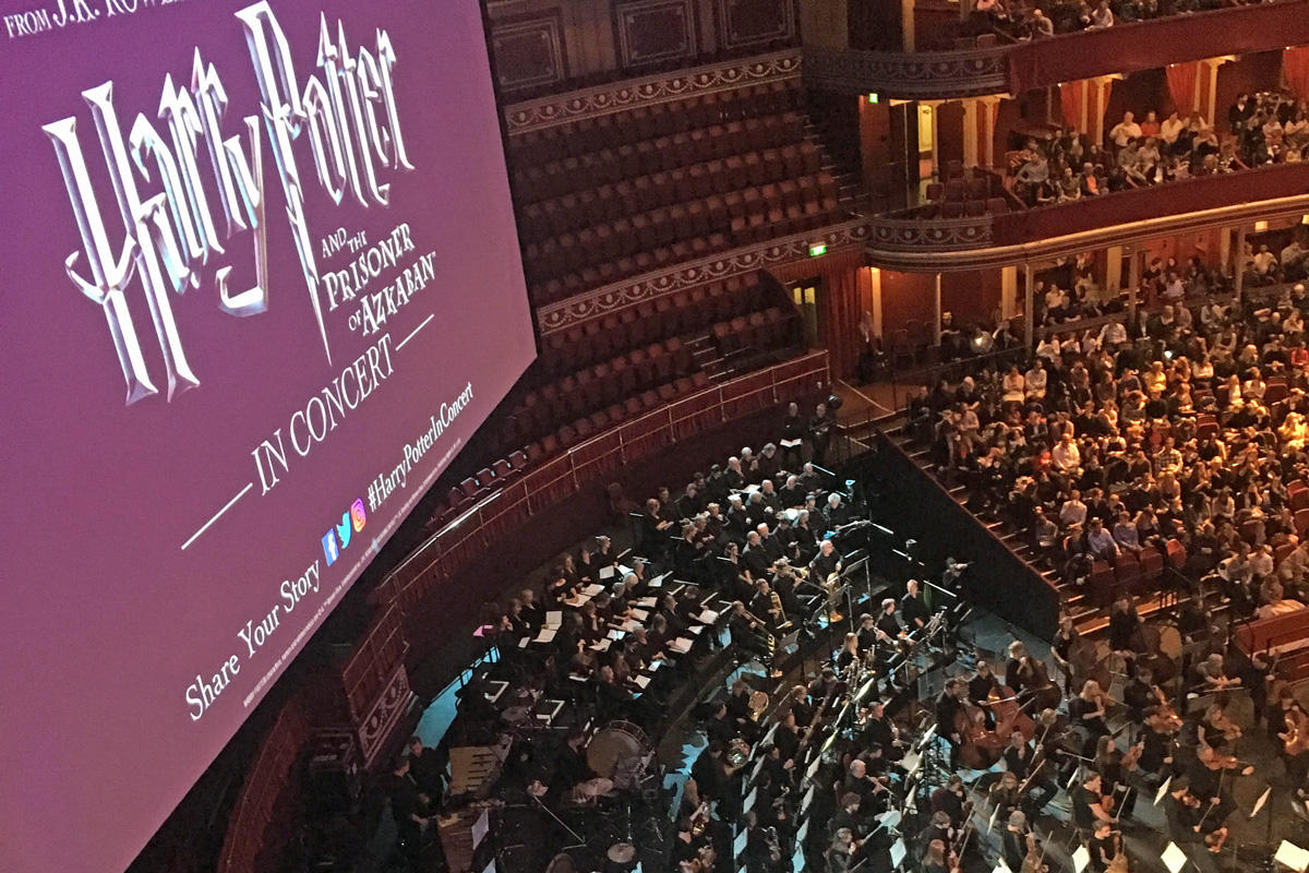 Read more about the article Harry Potter and the Prisoner of Azkaban in Concert