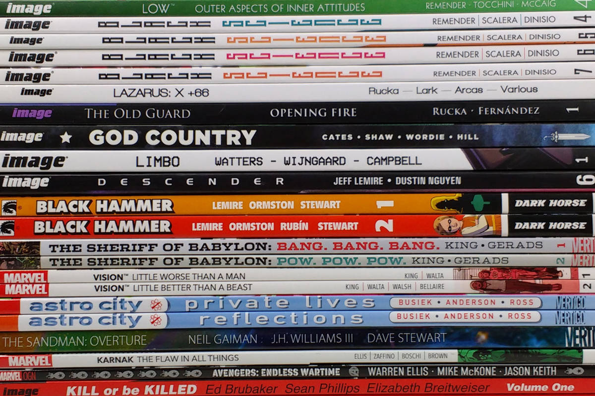 Read more about the article My Troubles With Trade Paperback Prices