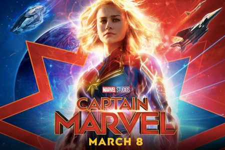 Catch-up Notes On A Film: Captain Marvel