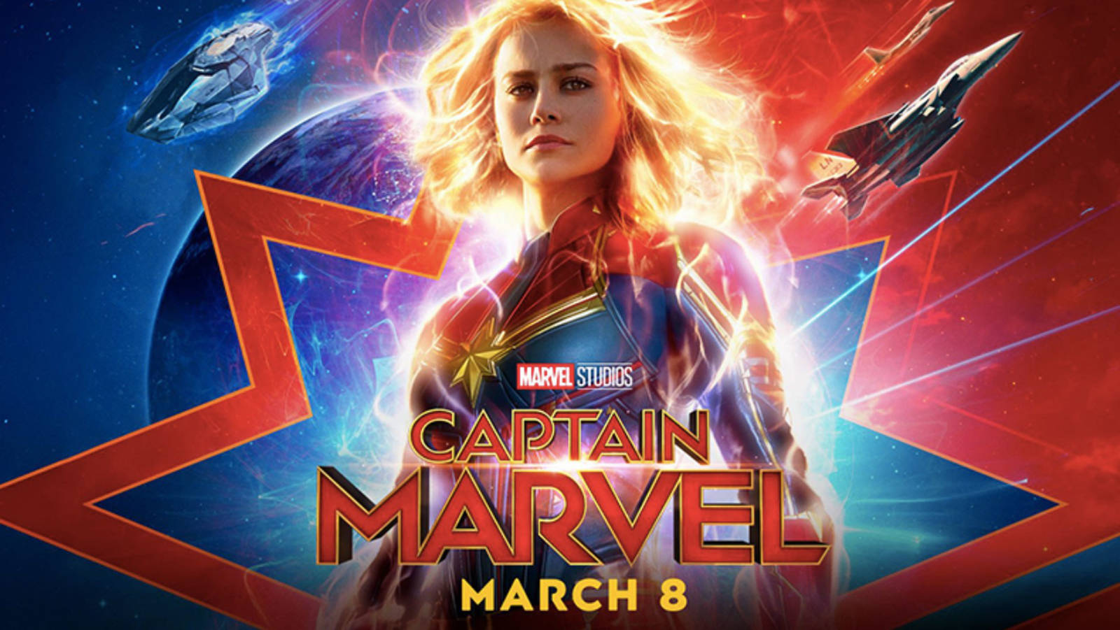 Read more about the article Catch-up Notes On A Film: Captain Marvel