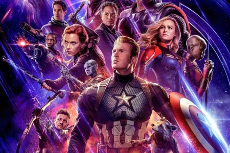 Catch-up Notes On A Film – Avengers: Endgame