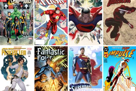 Writer Top Five: Mark Waid
