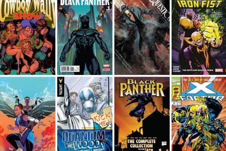 Black Comic Book Creators