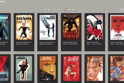 RBdigital Library screenshot