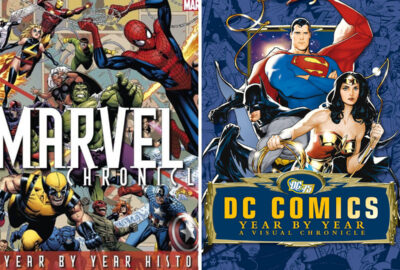 Comparing DC and Marvel Chronicles