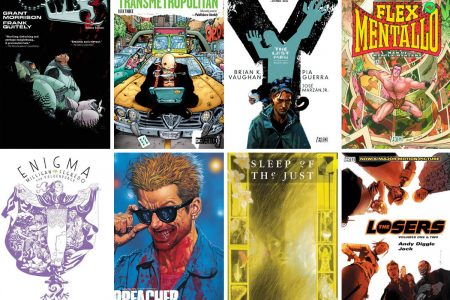 Recollections of Vertigo Comics