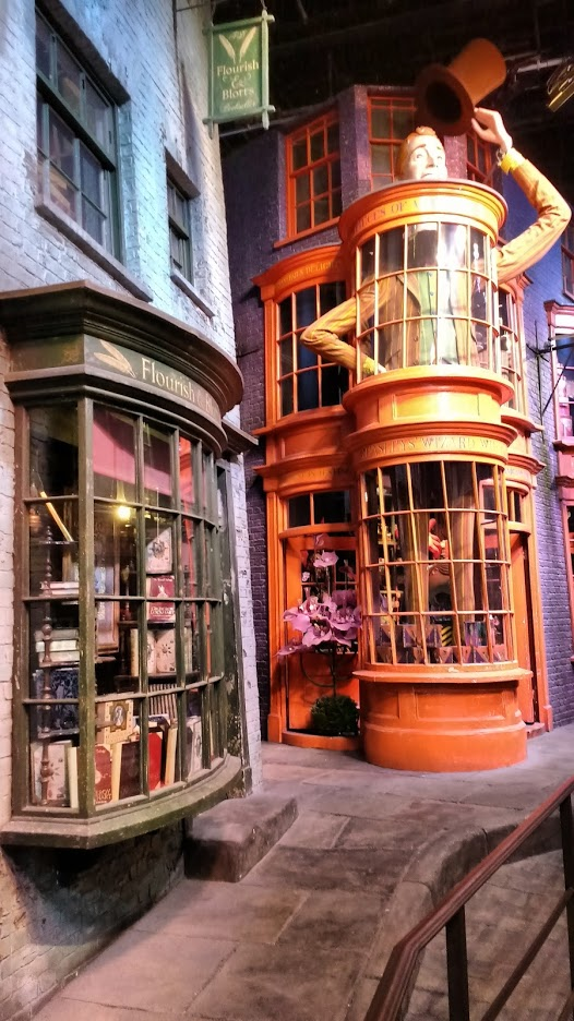 Harry Potter Tour: Diagon Alley