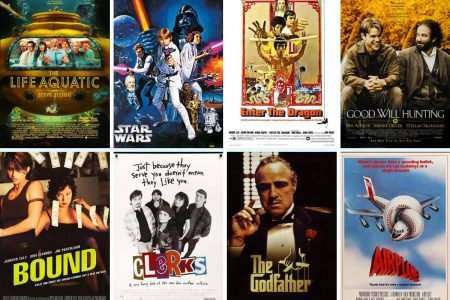 My Films To Be Buried With
