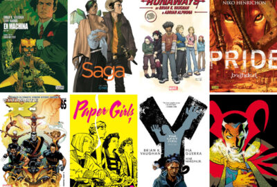 Writer Top Five: Brian K Vaughan