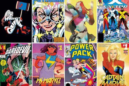 Female Comic Book Creators