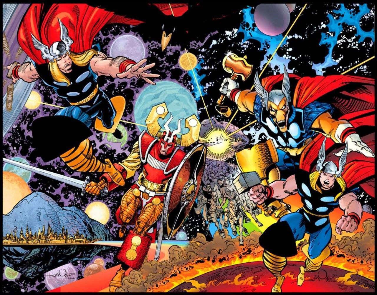 Comic Book Artist: Walter Simonson