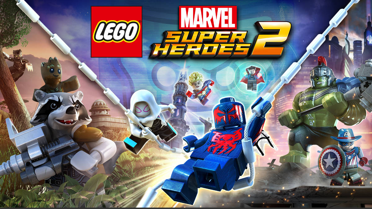 Notes On A Game: Lego Marvel Super Heroes 2