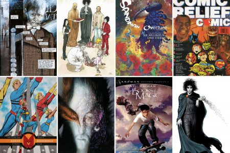 Writer Top Five: Neil Gaiman