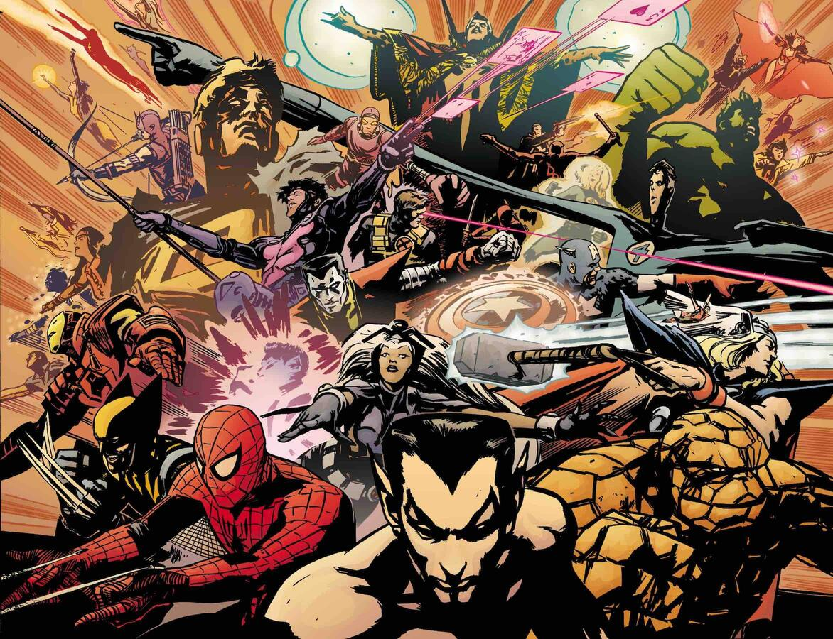Comic Book Artist: John Paul Leon