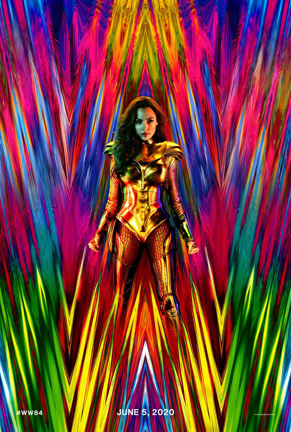 You are currently viewing Notes On A Film: Wonder Woman 1984
