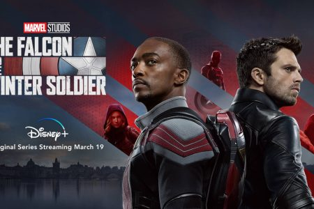 Notes On A TV Show: The Falcon and the Winter Soldier