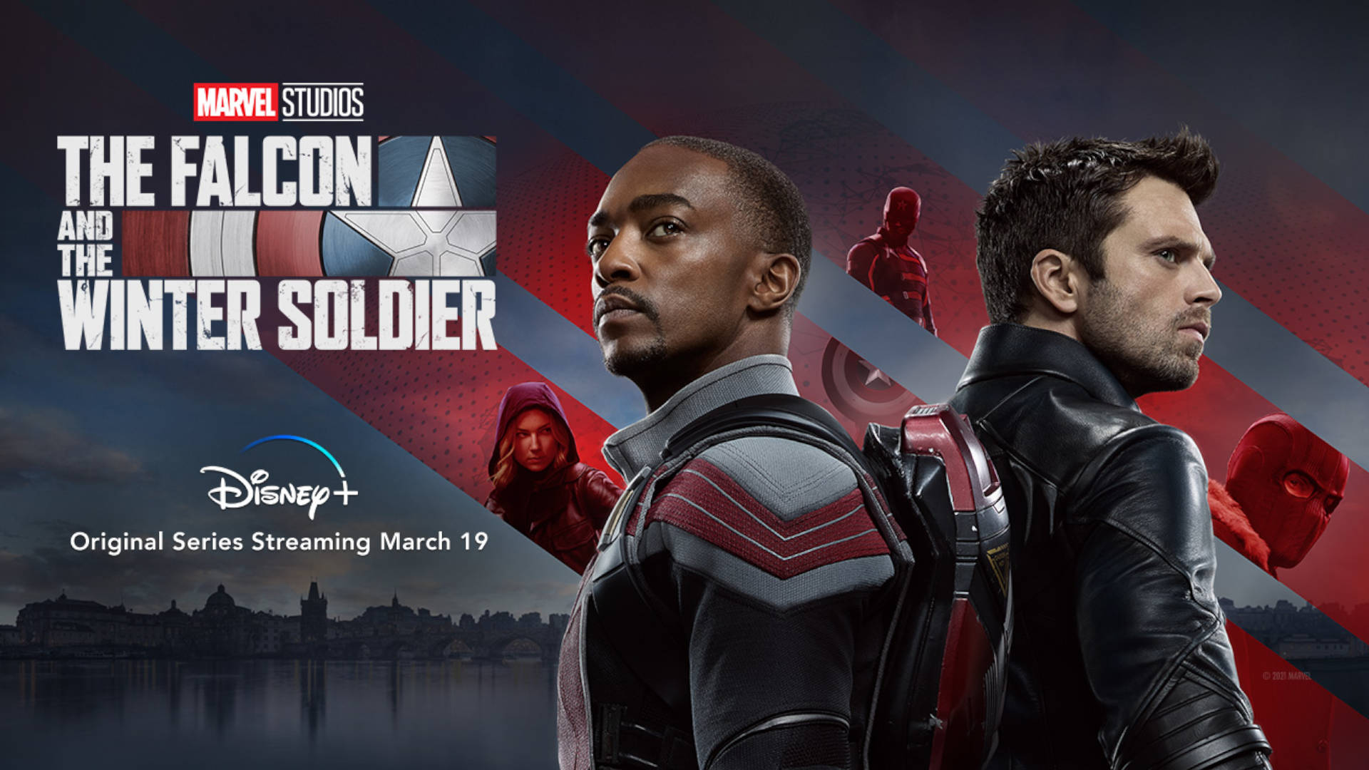 You are currently viewing Notes On A TV Show: The Falcon and the Winter Soldier