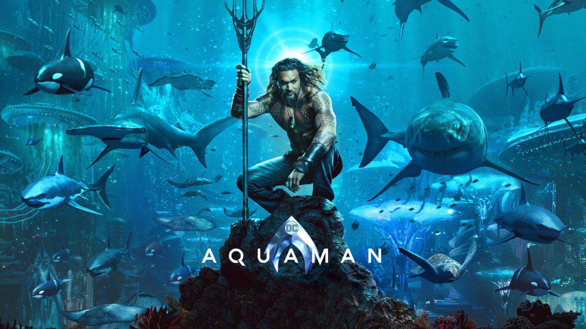 You are currently viewing Notes On A Film: Aquaman